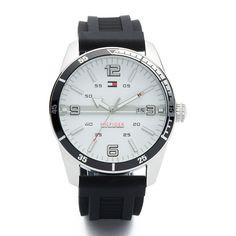 Tommy Hilfiger Tommy Hilfiger Horloge - black (Zwart) - Tommy Hilfiger Horloges - detailbeeld 0