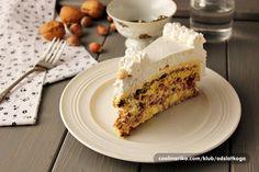 Dobila recept od sestre, malo korigirala.. i nastala lagana i sočna torta!