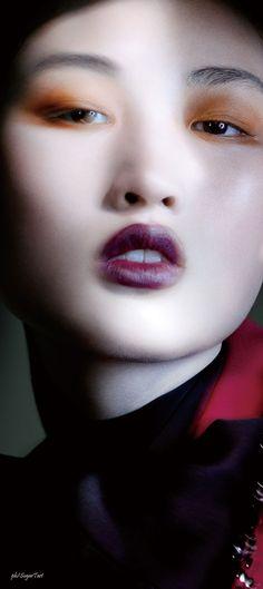 Jing Wen by Benjamin Lennox