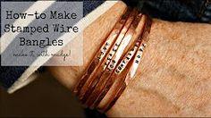 bracelet wire magy - YouTube