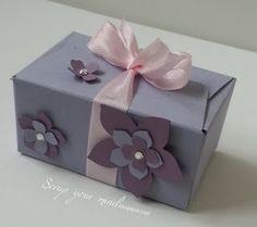stampin'Up!, Verpackung, Stanz- und Falzbrett für Geschenktüten, Geschenk,