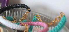 DIY: Helloberry Inspired Bracelets