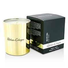 Bougie Candle - Silver Iris - 190g/6.7oz