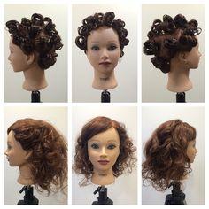 Wet Pin Curls 8/21