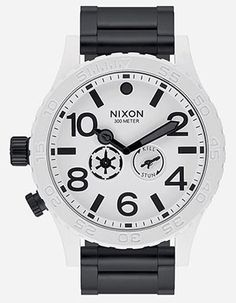 STAR WARS x NIXON Stormtrooper 51-30 Watch