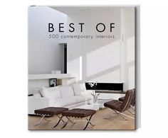 Libro Best Of 500 Contemporany Interiors | Westwing Coffee Table Books, Contemporary Interior, Interior Decorating, Inspiration, Cabinet, Living Room, Storage, Furniture, Home Decor