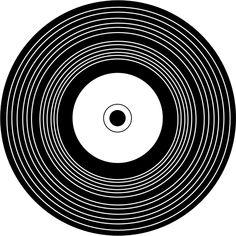 record vinyl clipart - Google Search