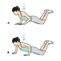 Move of the Week: Wide to Narrow Push-Up