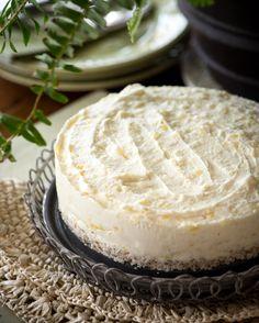 "Raw Pineapple Coconut ""Cheesecake"" - Raw Food Rawmazing Raw Food"