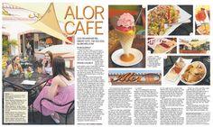 Alor Cafe!