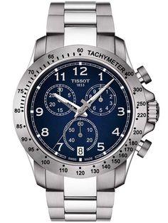 Tissot Mens V8 Chronograph Watch T106.417.11.042.00 £330