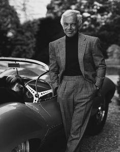 The man, the myth, the legend - Mr. Ralph Lauren