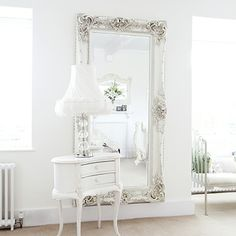 shabby chic mirror