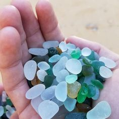 Check - Every Weekend if I Could Sea Glass Beach, Sea Glass Art, Sea Glass Jewelry, Stained Glass, Sea Glass Crafts, Shell Crafts, Beach Bucket, Mermaid Tears, Pebble Art
