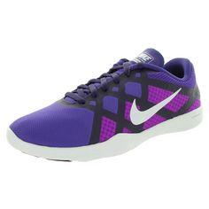 competitive price 3f6fe de156 Nike Women s Lunar Lux Tr  White Vvd  Vlt Training Shoe Training Shoes,