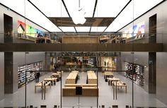 Apple sSore Istambul  #telastensionadas #telastranslucidas #iluminação #iluminacaodeinteriores #interiores #decor #interior #decoration #illumination #interiordesign #lighting #LightBox #backlight #frontlight #architecture #arquitetura