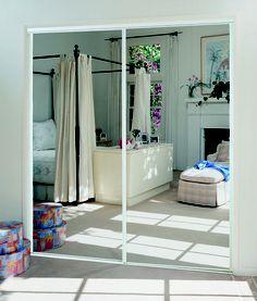 1000 images about puerta espejo on pinterest puertas for Espejo para pegar en puerta