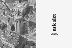 Micalet, diseño de etiqueta cerveza monumental de autor - Nadadora estudio