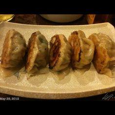 居酒屋螢 ジューシーな餃子 juicy #gyouza #japanese #food #izakaya #dinner #philippines #フィリピン #居酒屋