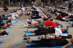 Free Yoga Barcelona & ZICO la nueva bebida de coco #ZICOEsp