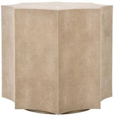 Lowest price on Safavieh Napa Beige Faux Shagreen End Table Shop today! Art Deco Furniture, Small Furniture, Colorful Furniture, Contemporary End Tables, Home Furnishings, Couture, Metal Tables, Dining Tables, Side Tables