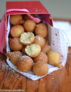 African Doughnut (Drop Doughnut) 15 minute African doughnut- crunchy on the outside and pillowy soft    on the inside. Packed with flavor. Sure, it  takes time  and forethought into making  classic doughnuts , and if you are pressed for time . You just don't  want to go through that process. Rest assured  these may just qualify  …