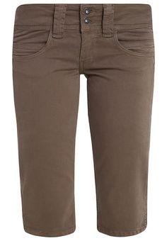 Pepe Jeans VENUS - Shorts - kaki green for £69.99 (27/02/17) with free delivery at Zalando