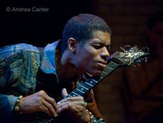 Stanley Jordan is an American jazz/jazz fusion guitarist and pianist.