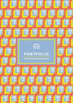 PORTFOLIO   l   IMP  My portfolio : communication design student