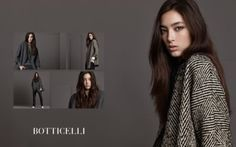 @JINSEO co.#BOTTICELLI_13FW AD MODEL : #TIANATOLSTOIPHOTO ...