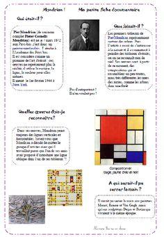 nurvero lecture documentaire Mondrian
