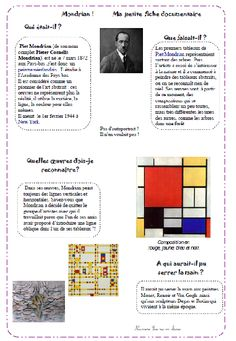 nurvero lecture documentaire Mondrian