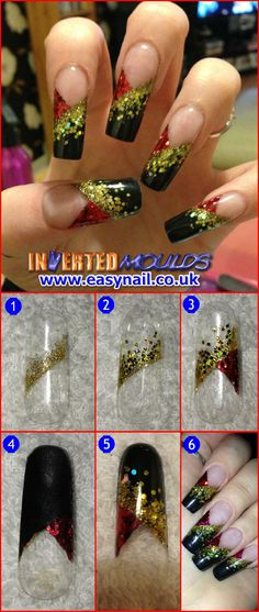 the 34 best dual nail forms images on pinterest | nail forms, nails