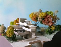 official fallingwater detailed model architectural models inc