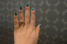 Anéis Tiffany T collection   Rings from Tiffany T collection
