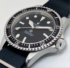 Rolex Milsub Reference 5513.