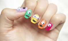 How Will Best Nail Art Design Be In The Future. http://www.fashioncluba.com/2017/04/easy-ideas-to-make-the-best-nail-art-design.html