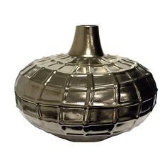 Sagebrook Home Ceramic Grenade Table Vase - VC10013-01