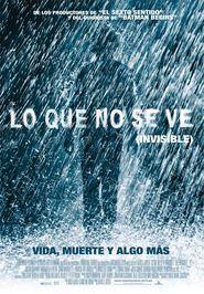 Invisible (Lo Que No Se Ve) Poster