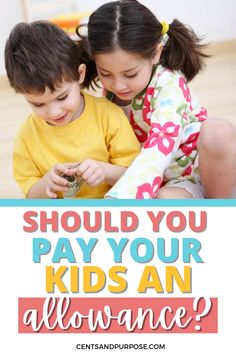 Should you pay your kids an allowance for doing chores? We choose to pay our children commission instead, and this article explains why a commission-based chore system is a great idea and what it teach your children! Frugal Living Tips, Frugal Tips, Money Tips, Money Saving Tips, Chore System, Living Below Your Means, Mom Brain, Managing Your Money, Budgeting Tips