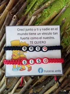 Bracelet Crafts, Crochet Bracelet, Cute Bracelets, Beaded Bracelets, Rick And Morty Stickers, Bff Birthday Gift, Friend Jewelry, Ariana Grande Wallpaper, Bullet Journal School
