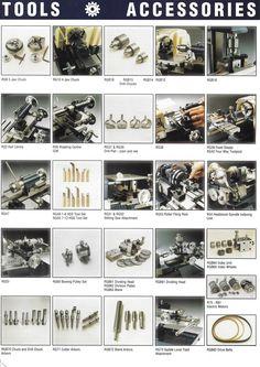 Micro Lathe, Small Lathe, Lathe Accessories, Tour, Bench, Jewels, Jewerly, Gemstones, Desk