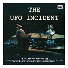 The UFO Incident made for TV movie from 1975 starring James Earl Jones and Estelle Parsons about Betty and Barney Hill Alien Abduction Case