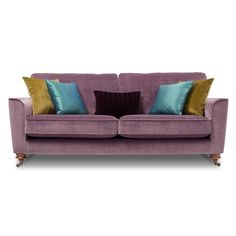 Harlequin Juliet 3 seater sofa ($1,730) ❤ liked on Polyvore