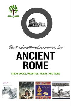 Find the best educational resources for Ancient Rome at Homeschool Garden. Learn about the Roman Army, Julius Caesar, Pompeii, Gladiators, life in Ancient Rome, and more.