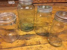 (3) FINN – 5 Norgesglass til salgs forskjellige litere