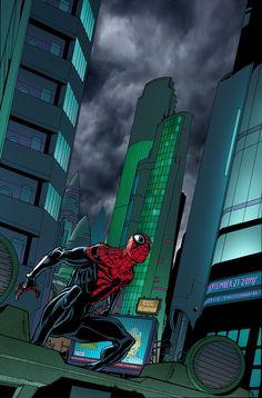 Superior Spider-Man #32-33 - Dan Slott, Christos Gage, Giuseppe Camuncoli and Adam Kubert
