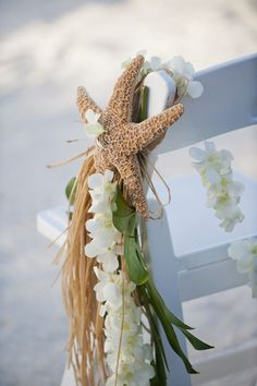 Silla con estrella de mar - TELVA