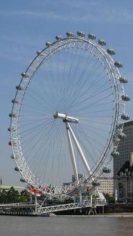 London Eye, London, England; Its on my bucket list