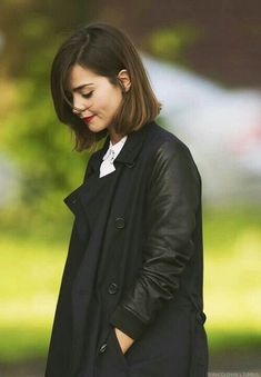if you want to try super bob hairstyles, and don't want to cut your hair very short, these Super Bob Hair 2015 - Bob hairstyle are really. Bob Hairstyles 2018, Short Hairstyles For Women, Pretty Hairstyles, Hairstyle Ideas, Lily Collins Pelo Corto, Hair Day, My Hair, Hair Inspo, Hair Inspiration